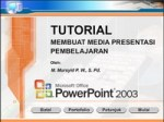 Tutorial Powerpoint