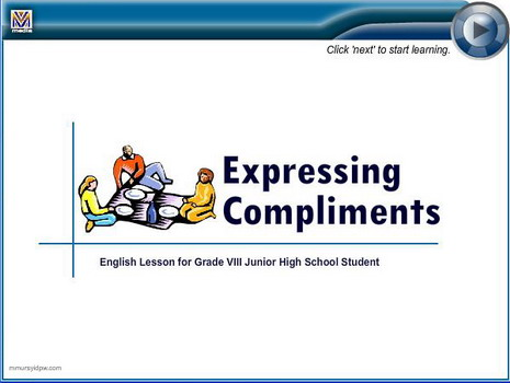 Expressing Compliments